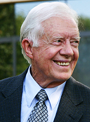 Jimmy Carter Keynote Speaker Commencement 2018