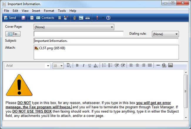 Public Knowledge - How do I install LU Fax (Stonefax) on Windows 7