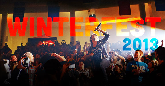 Winterfest 2013 poster