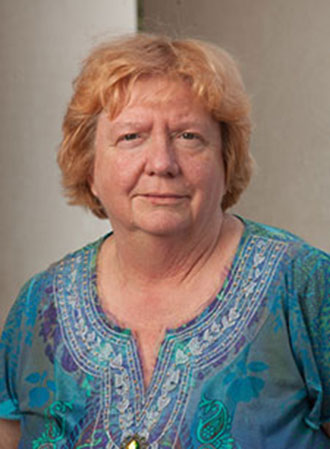 Longtime Liberty University French professor Dr. Sharon Hähnlen, who died last weekend.