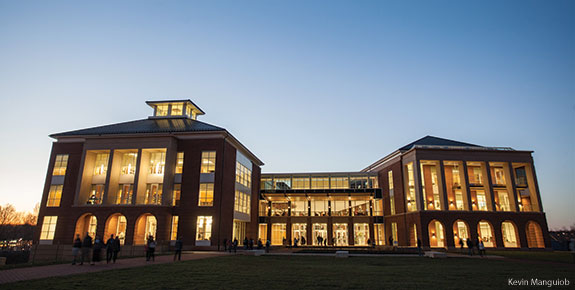 The Liberty University Jerry Falwell Library