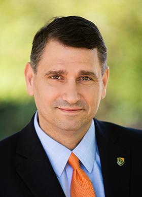 Liberty University announces new law school dean.
