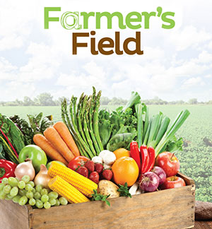 Farmers Field will open this fall at Liberty University.