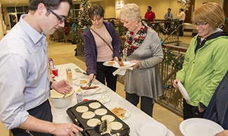 LUCOM-SOMA Pancakes for Parkinson's