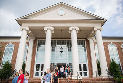 Liberty University will welcome prospective college students and their families as part of  Virginia Private College Week, July 25-30.