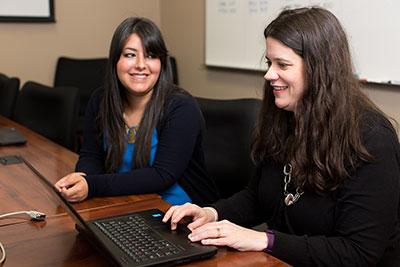 Liberty University staff work to support Spanish-speaking students.