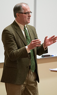 Phillip Kline, assistant professor at Liberty University School of Law