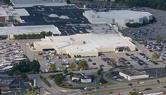 Lynchburg, Va.'s, River Ridge Mall.