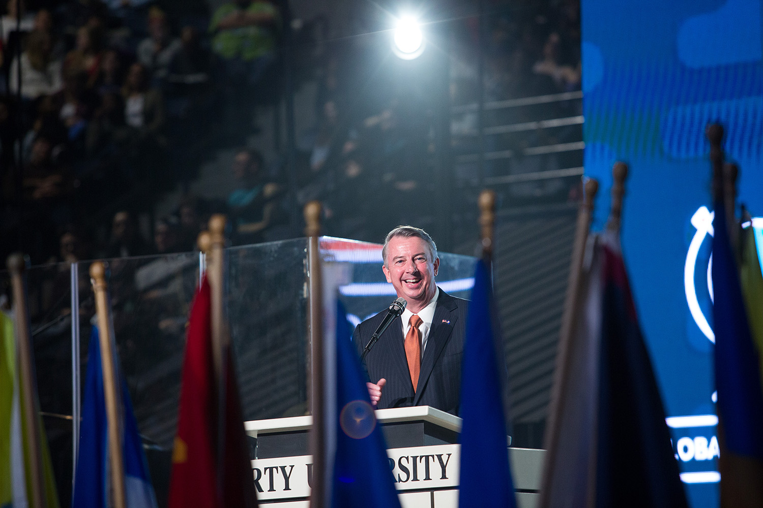 Ed Gillespie is the former chairman for the Republican National Committee and current Virginia gubernatorial candidate.