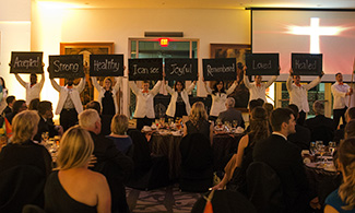 LUCOM Medical Outreach hosts second Helping Hands Black Tie Gala on Friday, April 28.