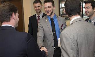 LUCOM-Student Osteopathic Surgical Association (SOSA) hosts student-doctors from around the country.