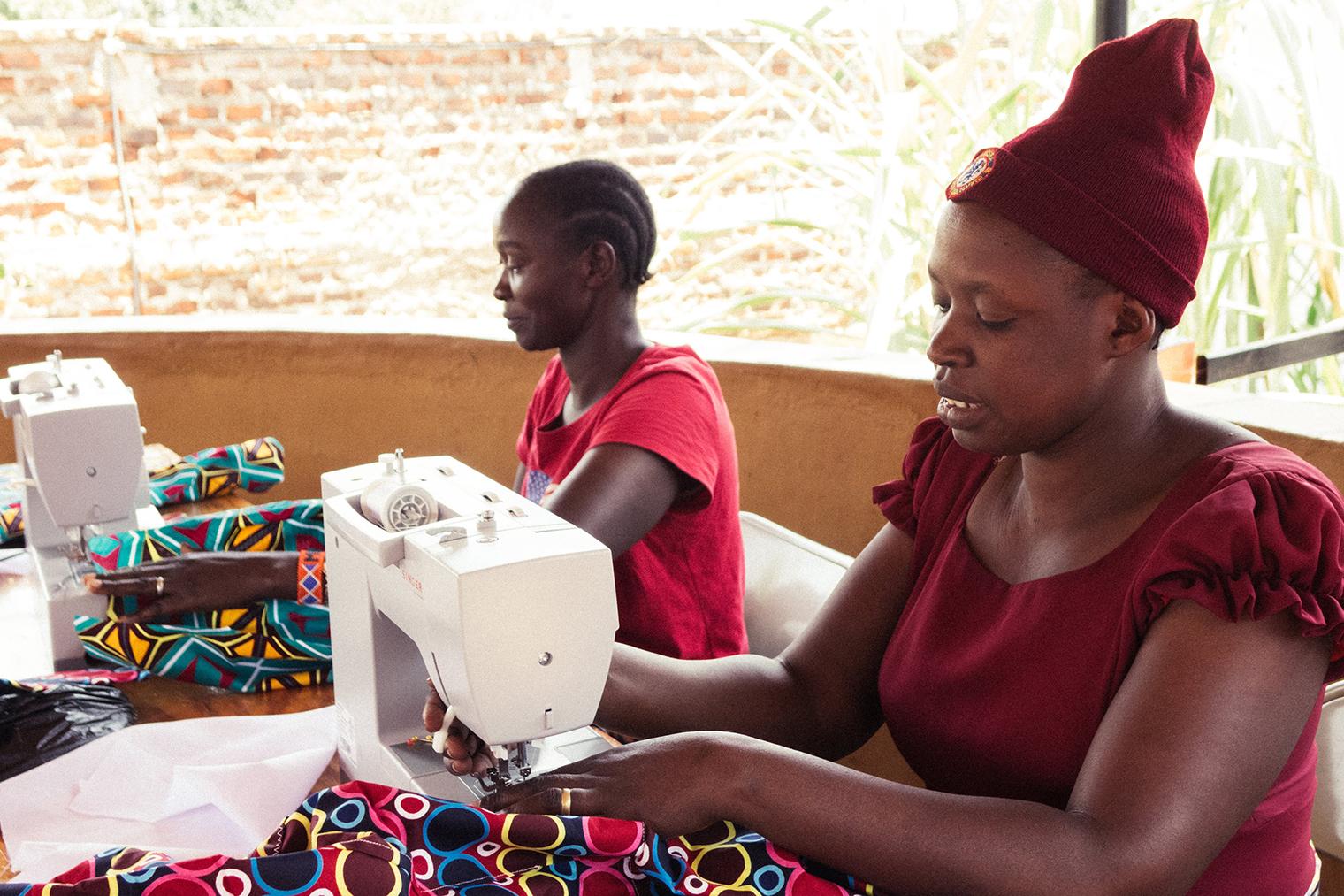 Facs Alumna Uses Sewing To Empower Tanzanian Women Liberty News