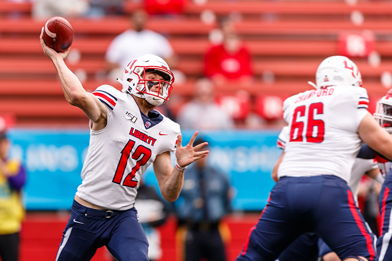 Cure Bowl: Liberty earns historic win over Georgia Southern