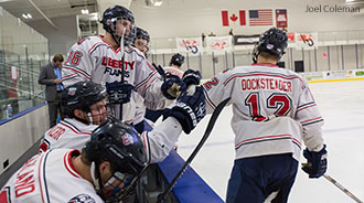 Liberty ACHA Division II men's hockey team is making its third straight trip to nationals.