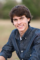 John Luke Robertson will be one of the featured speakers at this year's Winterfest.