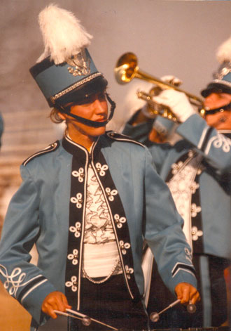 Band alumni to join Homecoming halftime performance