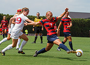 Lady Flames Soccer