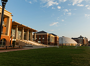 Montview Student Union, the Vines Center, Residential Commons