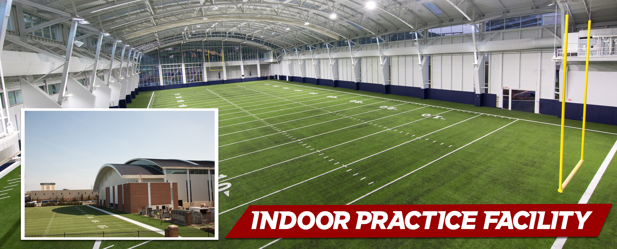 Athletics Facilities Indoor Football Practice Facility
