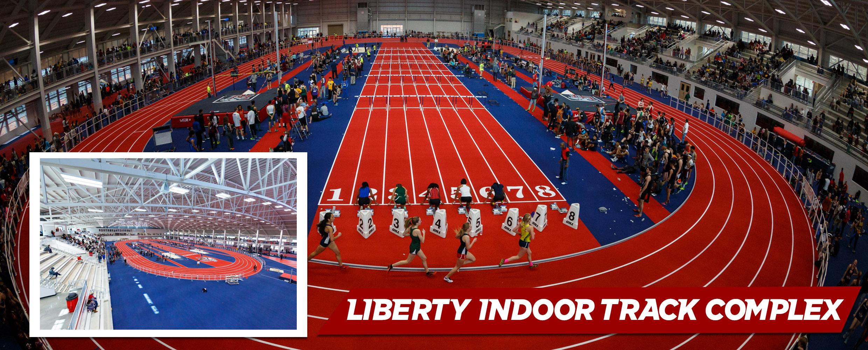Athletics Facilities Liberty Indoor Track Complex Liberty Flames