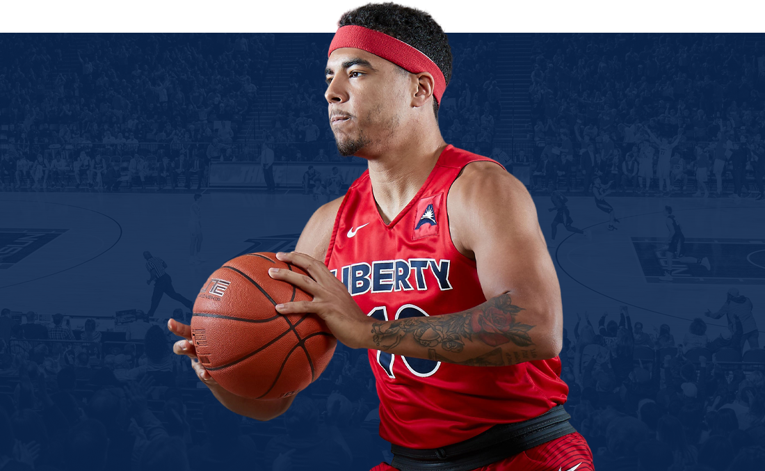 Men's Basketball Main Image