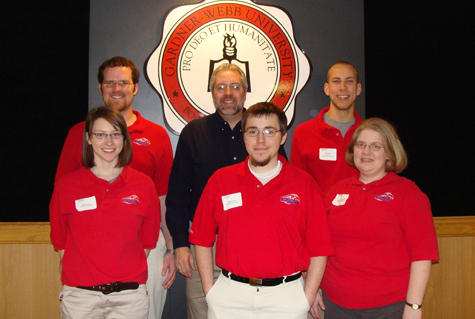 2009 Quiz Bowl Team