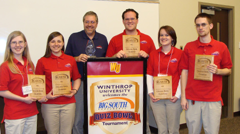 2012 Big South Quiz Bowl