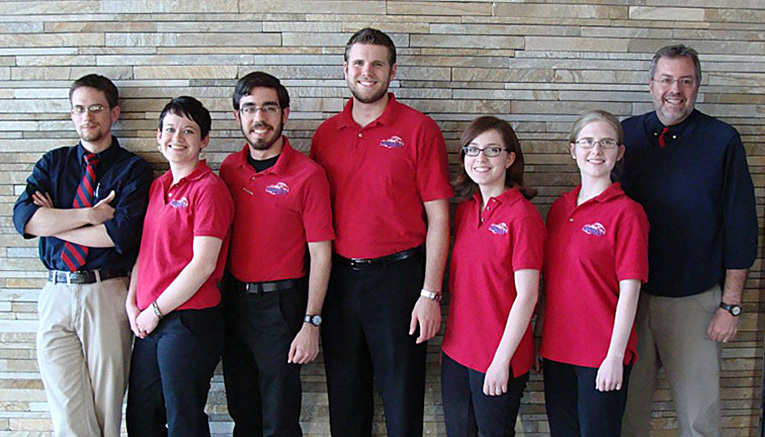 Nationally-ranked Quiz Bowl team