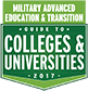 Military Advanced Education & Transition Guide to Colleges and Universities 2017
