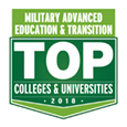 Military Advanced Education & Transition Guide to Top Colleges and Universities 2018