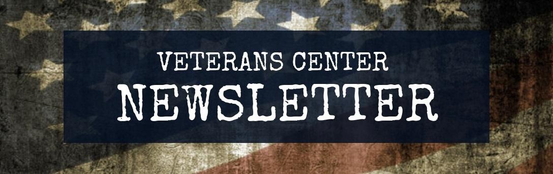 Veterans Center Newsletter