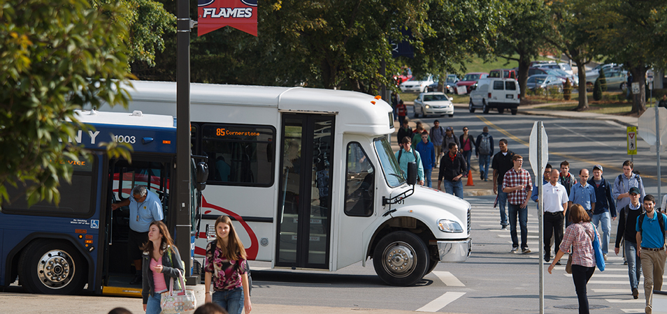 Bus Routes | Transit Services | Liberty University