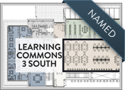 The Learning Commons: 3 South Wing