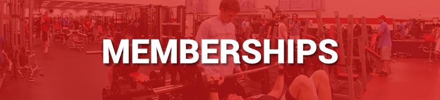 Memberships Banner