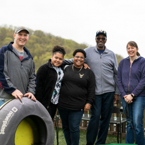 Military Families enjoy Military Family Fun Day 2019