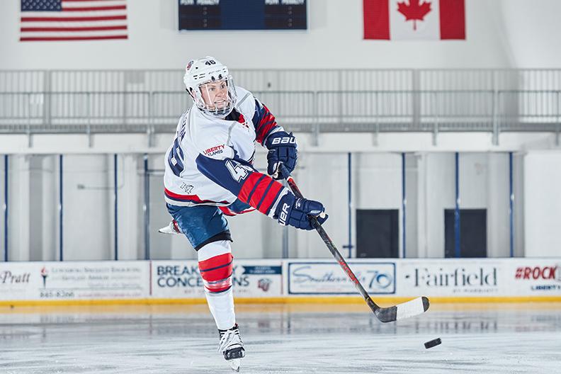 Men's hockey team to launch shortened season Oct. 23 at LaHaye Ice Center
