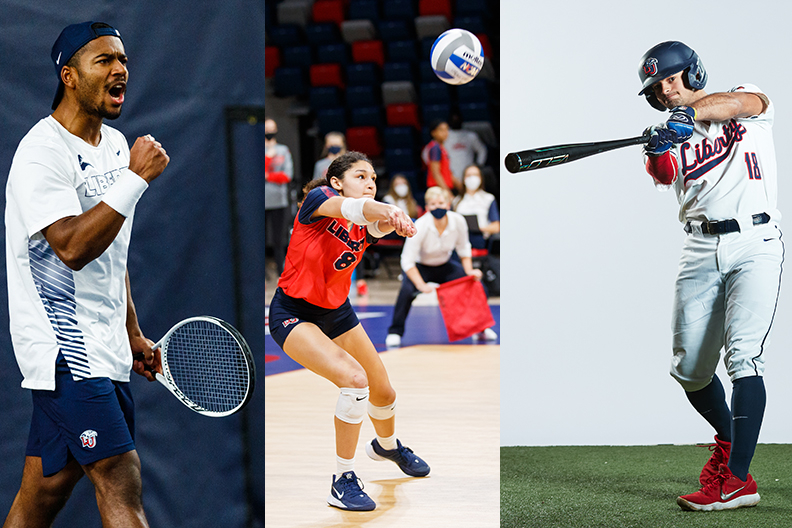 'Super Spring' schedule in store for Liberty's NCAA teams