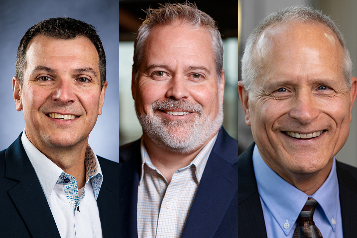 Liberty names deans for Schools of Divinity, Music, and Aeronautics