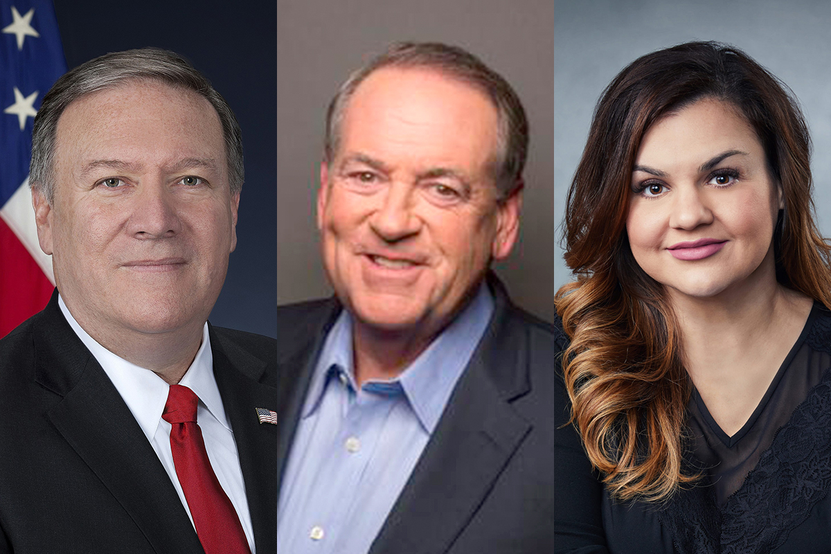 Pompeo, Huckabee, Benham Brothers, Abby Johnson join Standing for Freedom Center