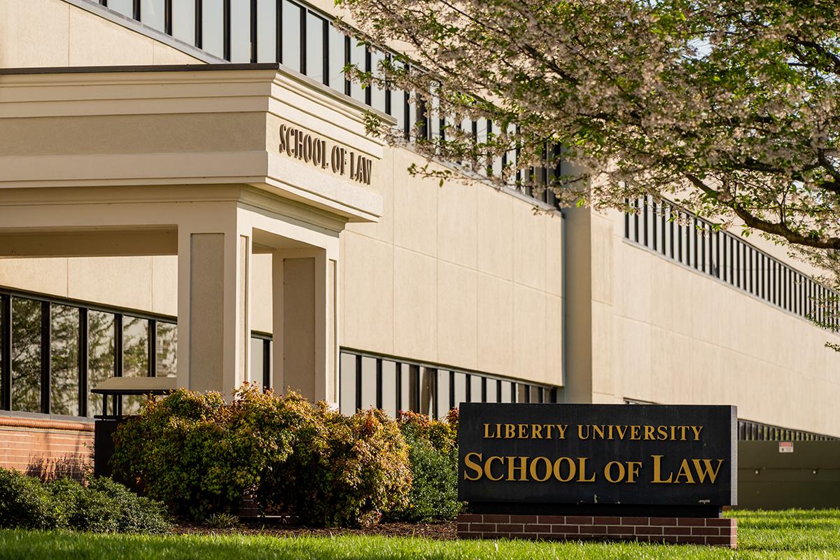 Liberty University School of Law dean announces new role