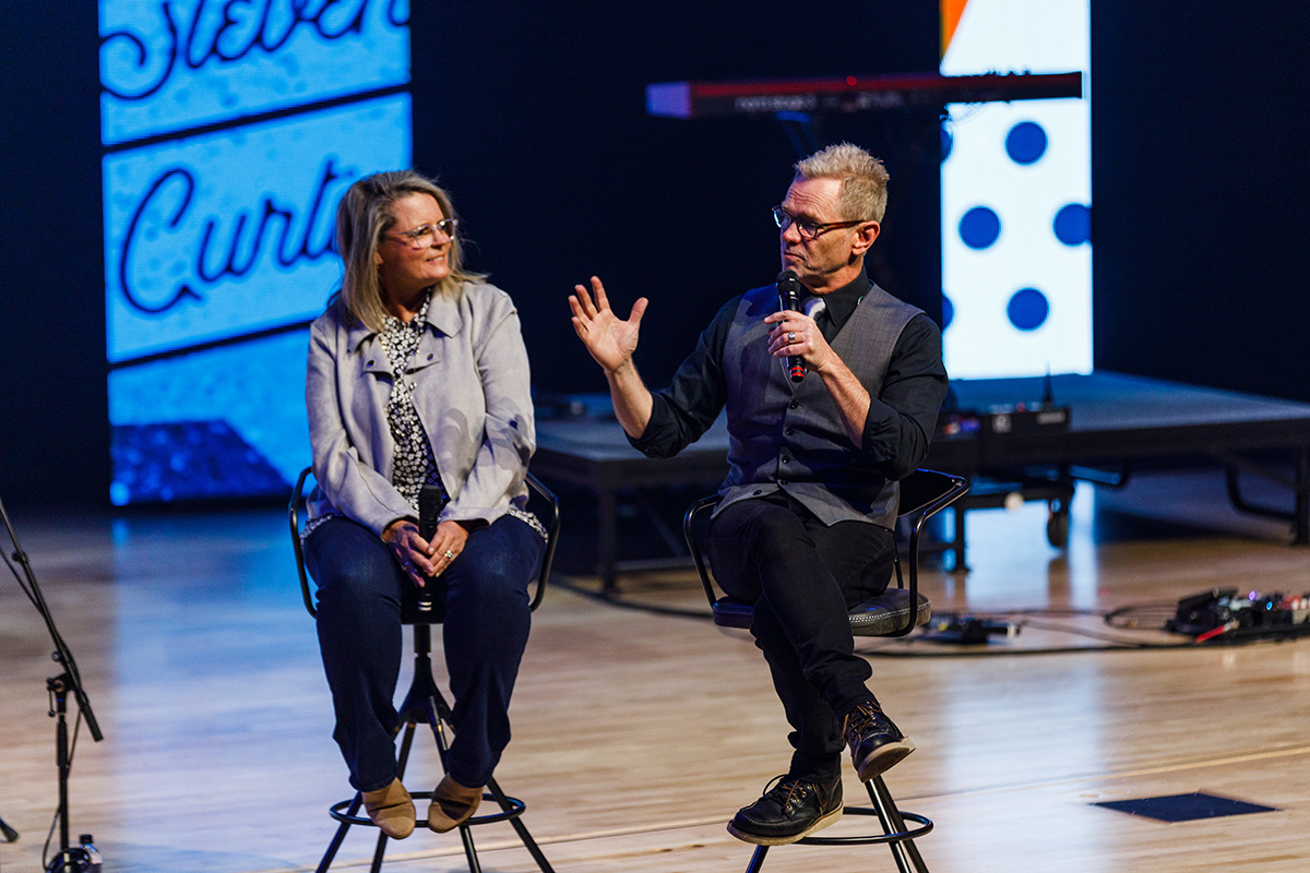 Steven Curtis Chapman and wife share about adoption journey and God's grace