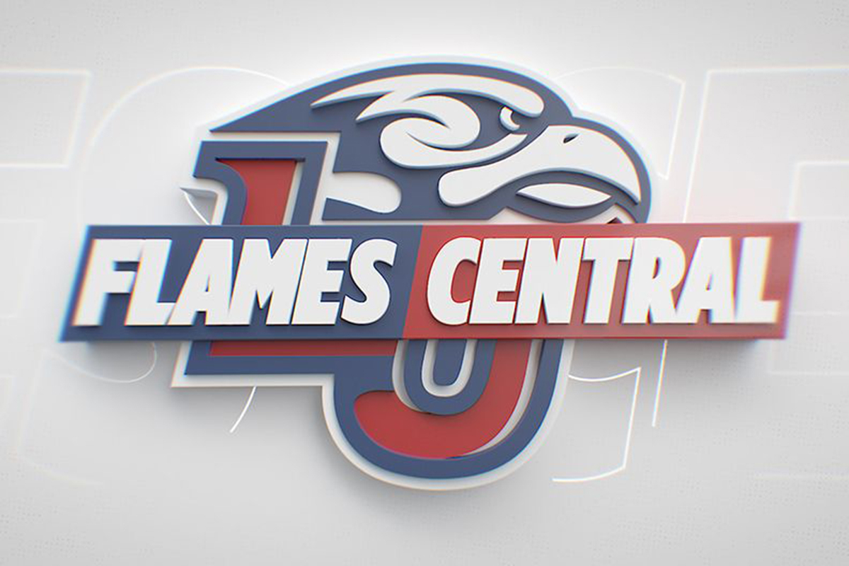 Liberty sports television show Flames Central nominated for eight Emmy Awards