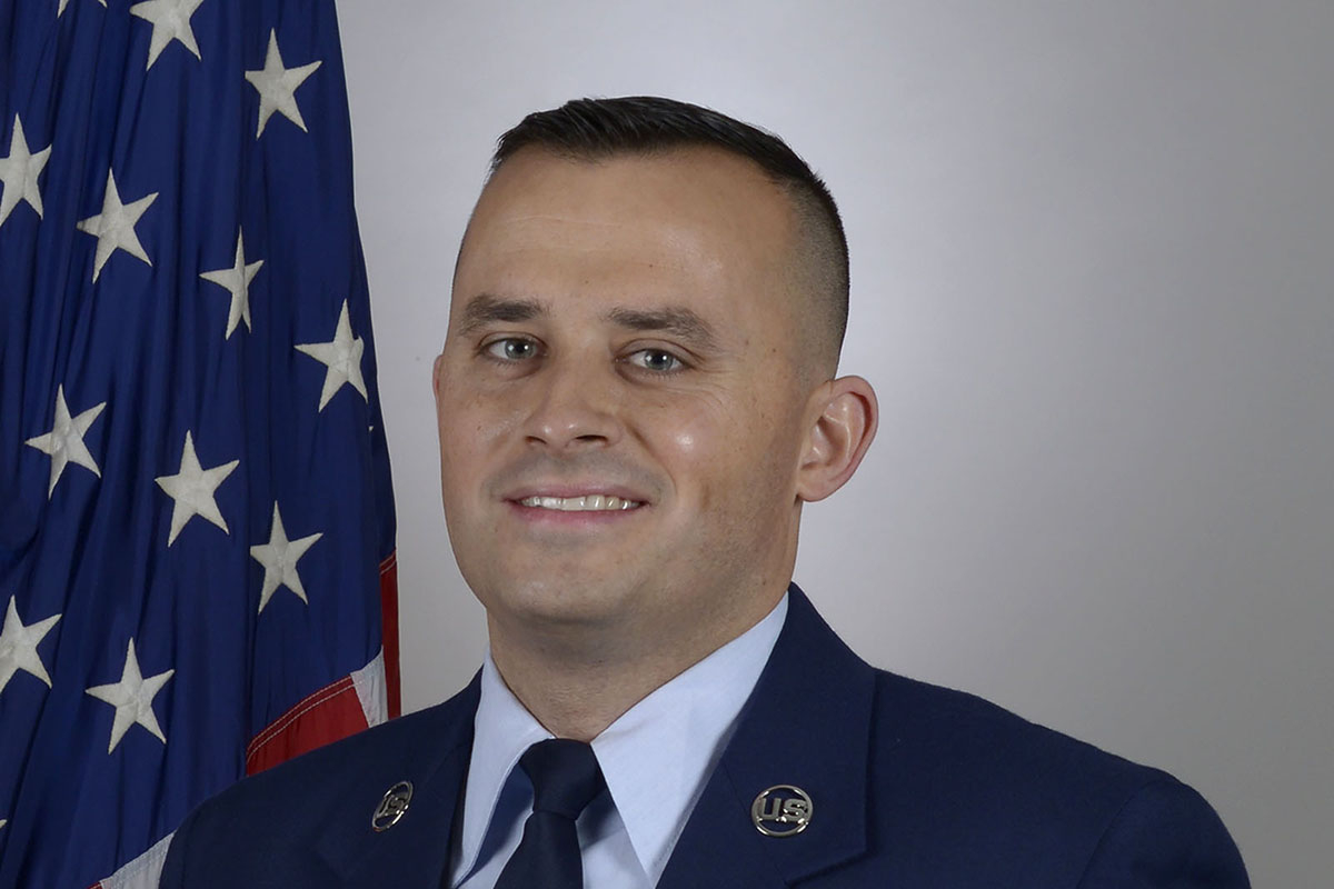 Liberty Online graduate wins National Guard of the Year for New York and Northeast Region