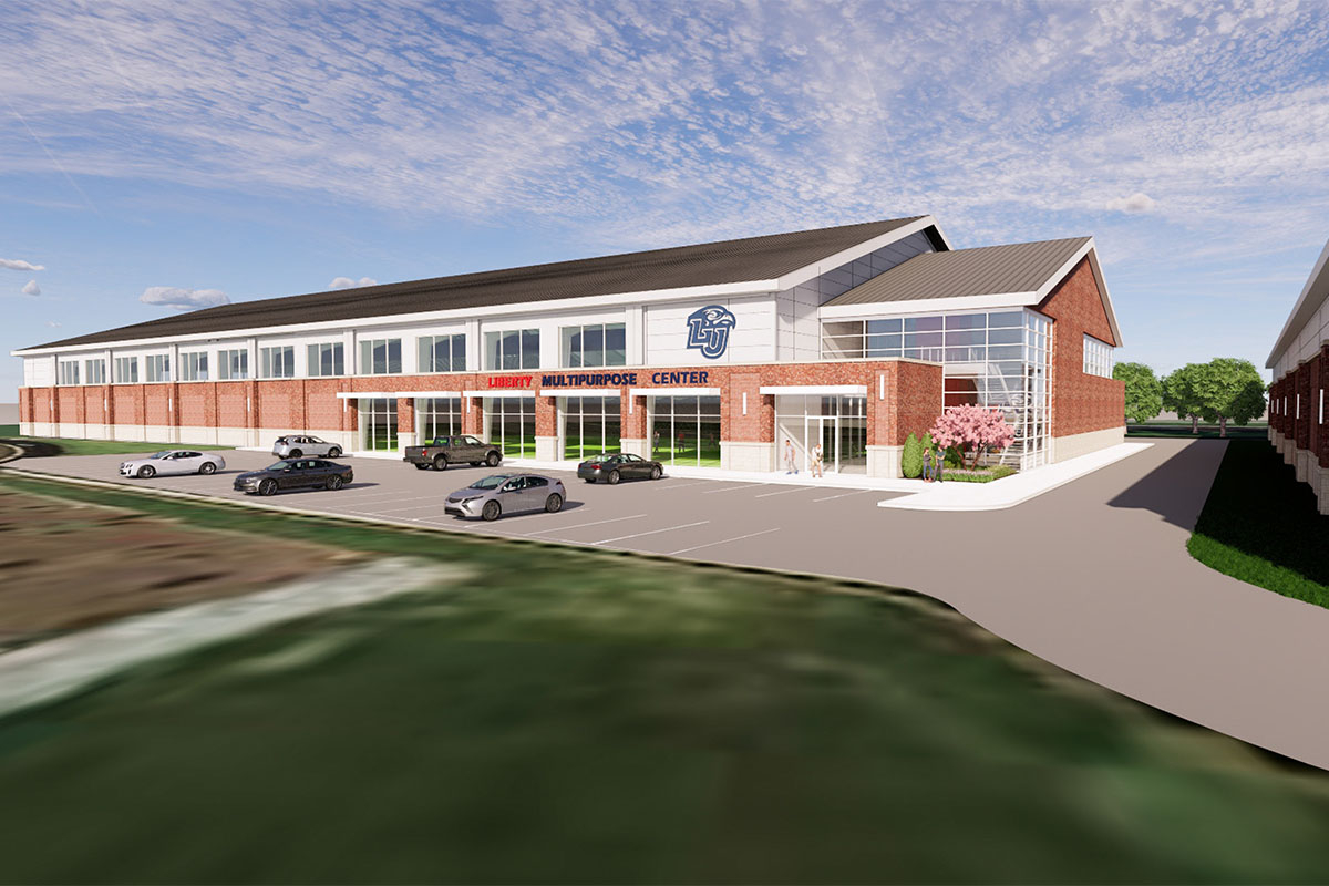 New 75,000-square-foot multipurpose center to accommodate more student-athletes