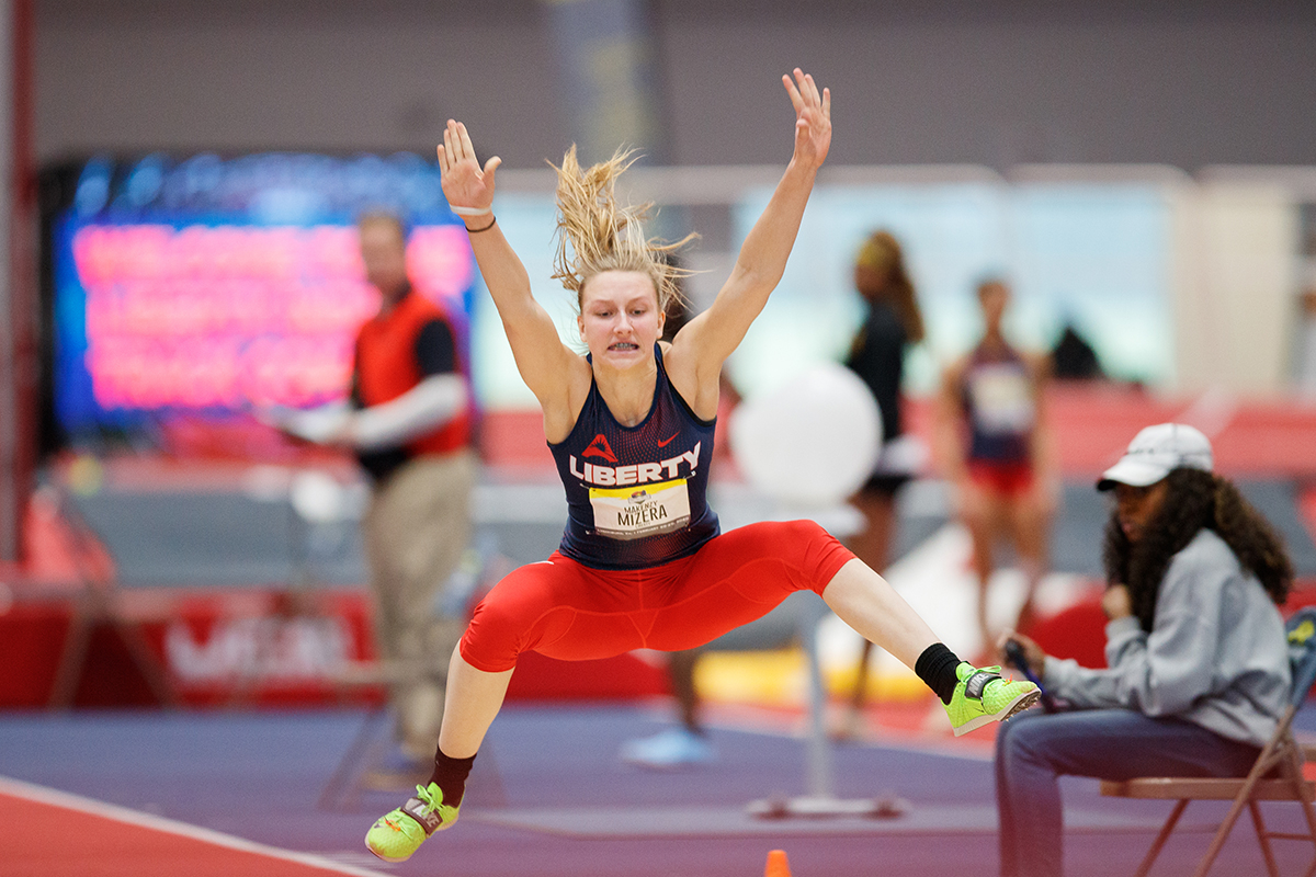 Current and former Flames prepare for U.S. Olympic Track & Field Team Trials in Oregon