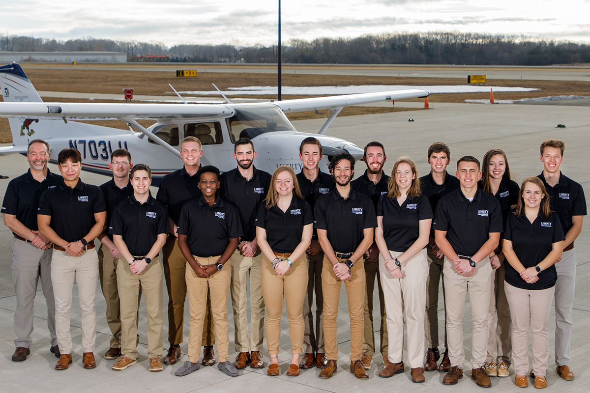 NIFA team wins Certified Flight Instructor competition at virtual SAFECON event