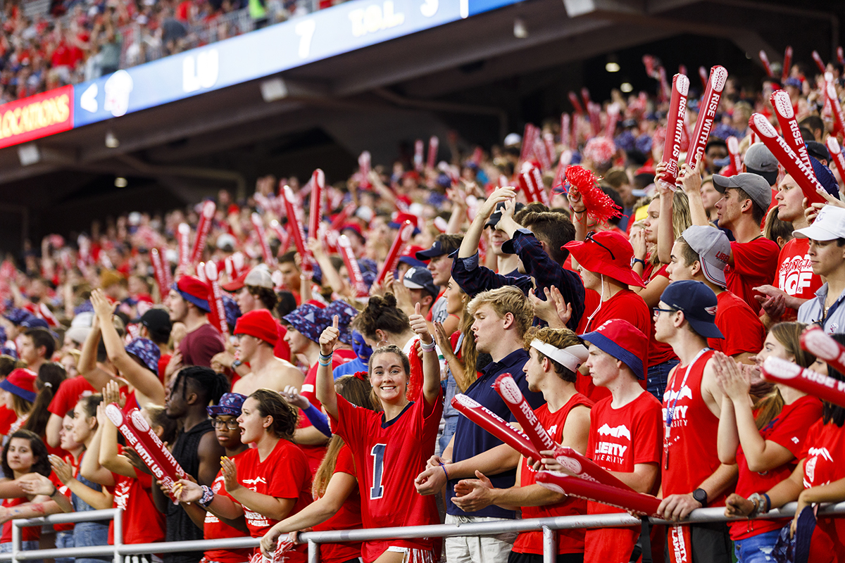 Back to full capacity this fall, Flames Football will build off historic season with exciting game day experience for fans