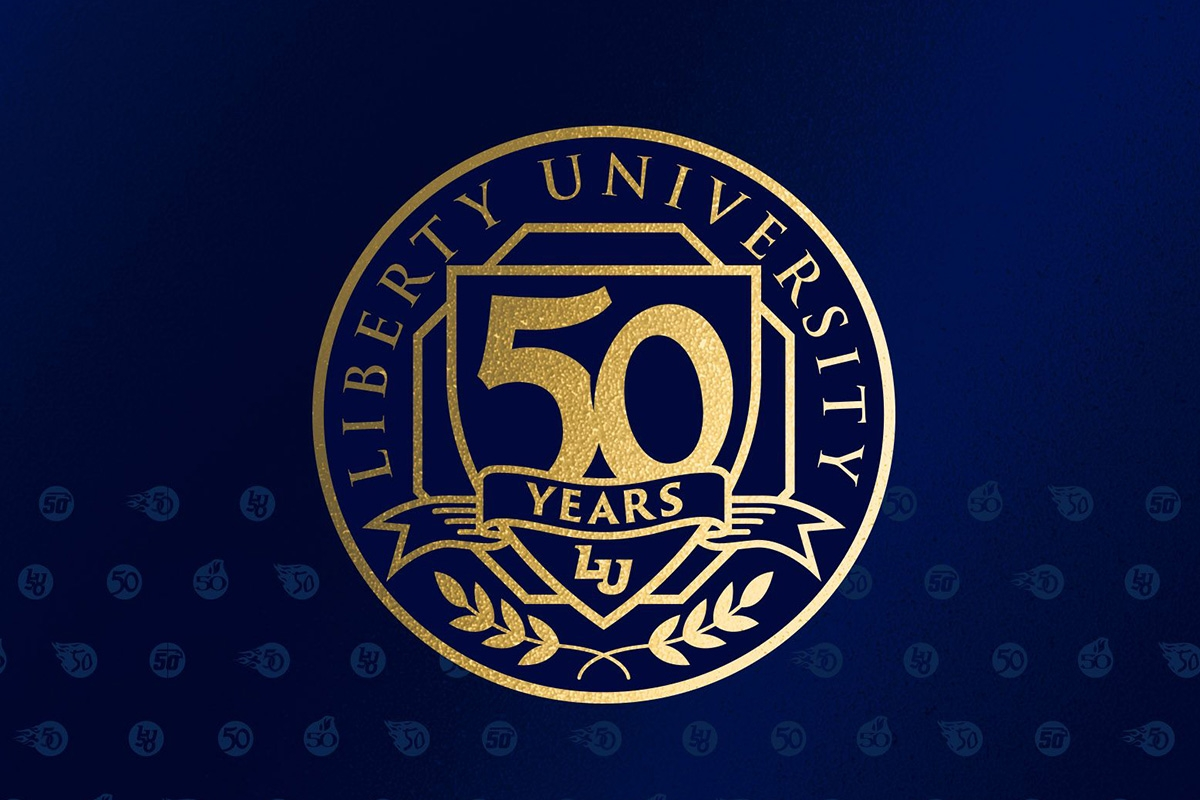 Liberty University ramps up for its 50th Anniversary celebration