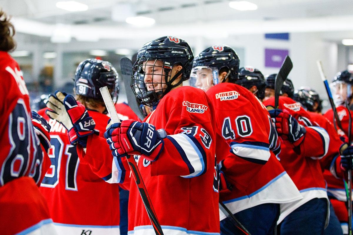 Hockey team reloads for season opener Friday on home ice
