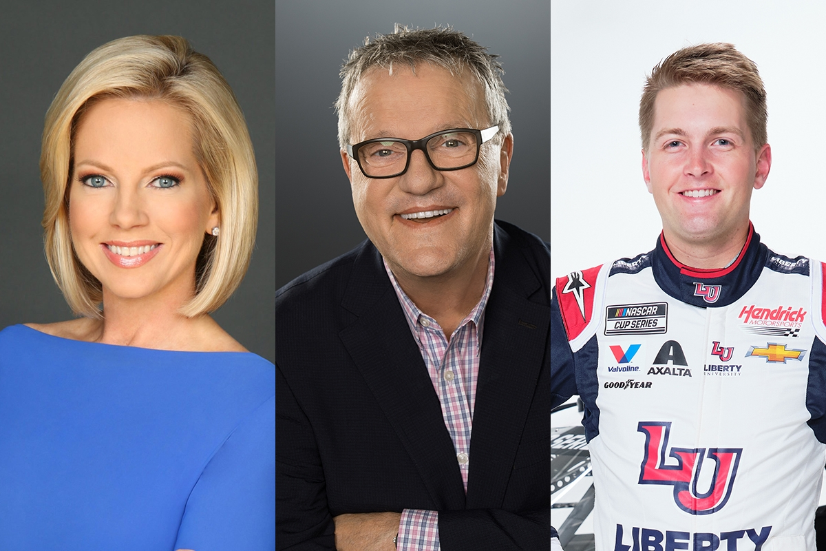 Shannon Bream, Mark Lowry, William Byron among notables headed to LU's Homecoming this weekend